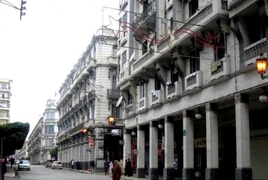 LES ARCADES - ARCHES STREET