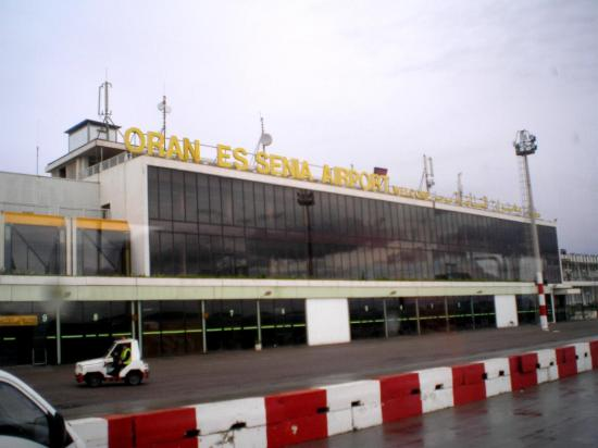 LA SENIA AIRPORT