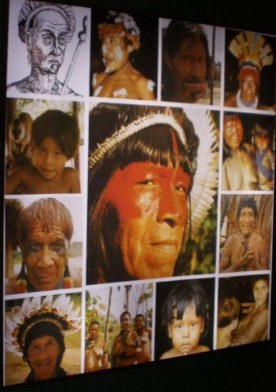 INDIANS OF BRAZIL