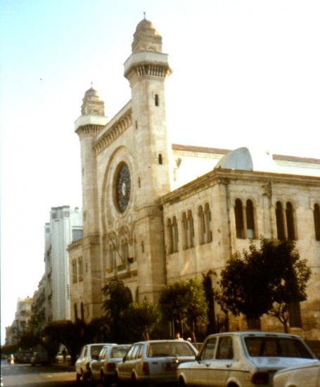 SYNAGOGUE NOW MOSQUE