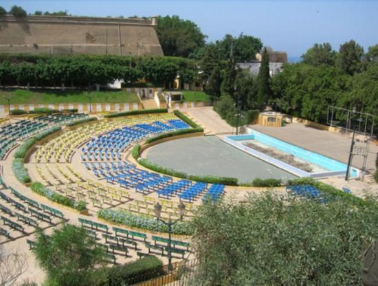 THEATRE DE VERDURE - OUTDOOR THEATER