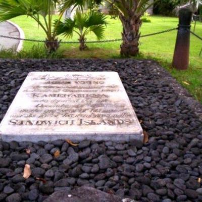 Tomb of King Kamehameha