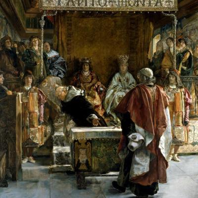 Ferdinand et isabelle 1492