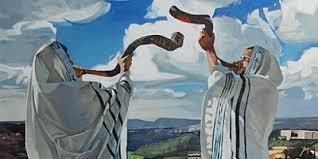 Kippour shofar