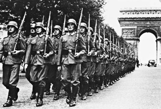 Paris sous l occupation