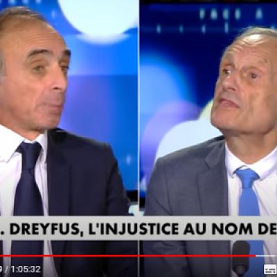 Zemmour versus dreyfus 1
